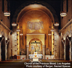 Church of the Precious Blood, Los Angeles