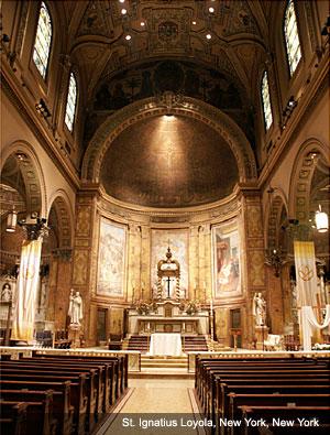 st ignatius of loyola eucharistic beliefs