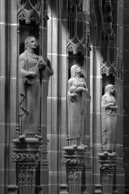 Sculptures by Edward Carter Preston. flickr.com/Nick_Roe