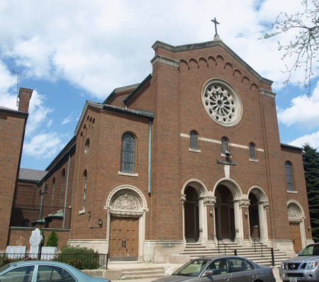 Our Lady of the Angels Mission