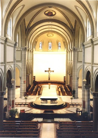The Institute For Sacred Architecture Articles Saint