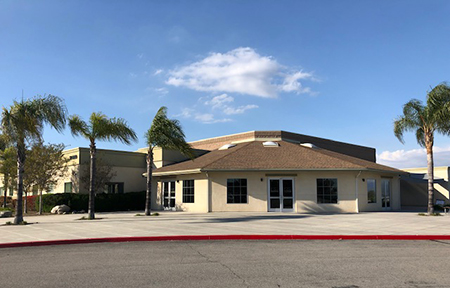 East Hills Church in Riverside, California, represents the low end of the scale of the case study research (least preferred, least beautiful). Photo: Author