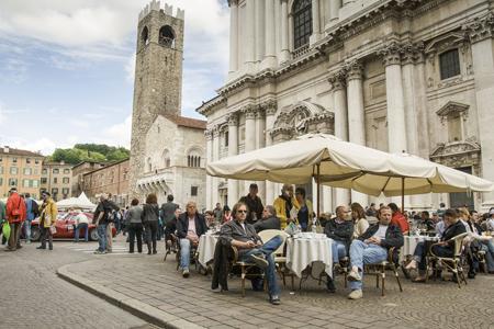 Cattedrale di Santa Maria Assunta, Piazza Paolo VI, Brescia, Italy. Photo credit: Roberto Ricca