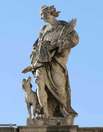 Saint Vitus, Rome
