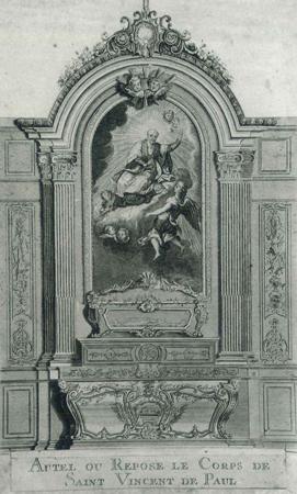 bibliothèque sainte geneviève 1773
