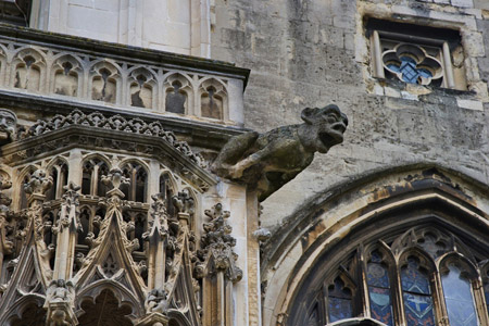 Grotesque At Canterbury Cathedral Photo Fanshare Carlin779