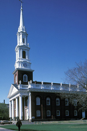 The institute for sacred architecture articles soaring steeple its breathtaking steeple the first on an american baptist church references gibbss published steeple designs this steeple established the precedent sciox Choice Image