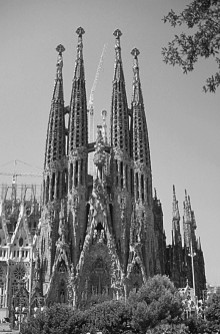 Sagrada Familia Is The Most Renowned Building Designed By Spanish Architect Antoni Gaudi Whose Cause For Beatification Was Opened Last Year Cardinal
